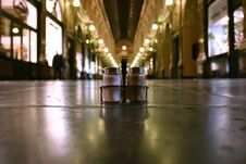 Free Salt & Pepper In A Big City Royalty Free Stock Images - 1286719