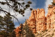 Free Bryce Canyon National Park Royalty Free Stock Photos - 1287158