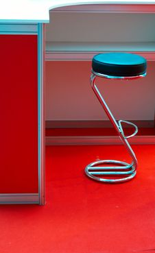 Free Metal Chair Stock Images - 1288854