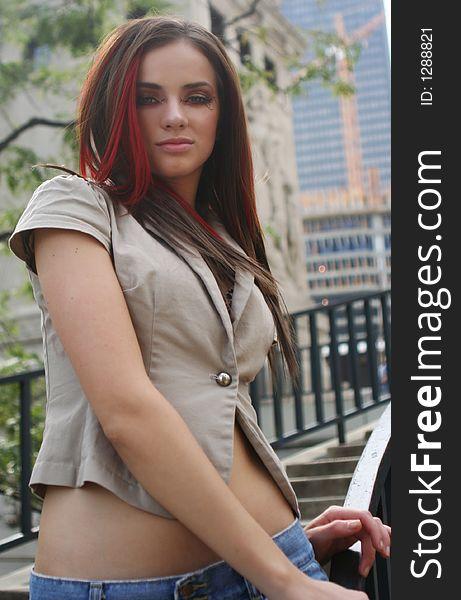 Gorgeous girl,