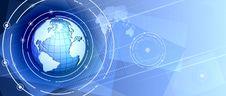 Free Communication World Royalty Free Stock Images - 12810629