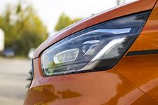 Free Close-up Photography Of Headlight Stock Images - 128194354