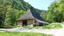 Free Hut, Tree, Thatching, Cottage Royalty Free Stock Photos - 128257068