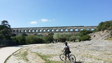 Free Cycling, Bridge, Aqueduct, Arch Bridge Stock Photos - 128257833