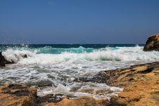 Free Sea, Shore, Wave, Ocean Stock Photo - 128257940