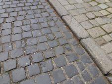 Free Cobblestone, Road Surface, Line, Brickwork Stock Photography - 128258242