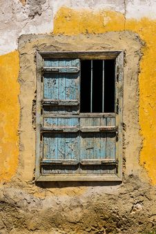 Free Yellow, Wall, Window, Facade Royalty Free Stock Images - 128258389