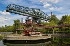 Free Bridge, Waterway, Truss Bridge, Reflection Stock Images - 128357174