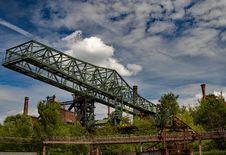 Free Bridge, Sky, Cloud, Truss Bridge Royalty Free Stock Photography - 128357237