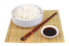 Free Steamed Rice, White Rice, Rice, Cuisine Stock Image - 128357361