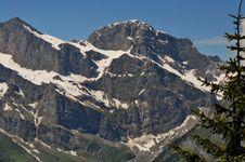 Free Mountainous Landforms, Mountain, Mountain Range, Wilderness Royalty Free Stock Photography - 128357597