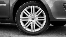 Free Alloy Wheel, Motor Vehicle, Wheel, Spoke Royalty Free Stock Photos - 128357788