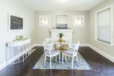 Free Photo Of Dining Room Setting Royalty Free Stock Photography - 128405057