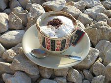 Free Coffee Cup, Coffee, Tableware, Turkish Coffee Stock Image - 128440041