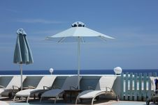 Free Umbrella, Sea, Lighting, Shade Stock Image - 128440331