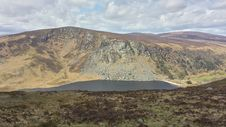 Free Highland, Tarn, Fell, Ridge Stock Images - 128612484