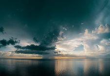 Free Scenic View Of Ocean Stock Photos - 128687413