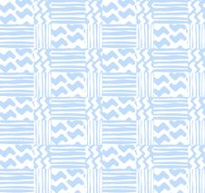 Abstract Geometric Seamless Pattern. Seamless Pattern With Stripes. Royalty Free Stock Photography