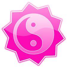 Free Yin Yang Royalty Free Stock Image - 12899246