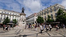 Free City, Town Square, Plaza, Town Stock Photo - 128951830