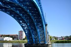 Free Bridge, Arch Bridge, Water, Waterway Royalty Free Stock Photo - 128952005