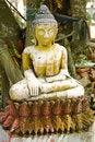 Free Old Buddha Royalty Free Stock Image - 1291766