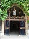 Free Church Entrance Gateway Stock Photo - 1294990