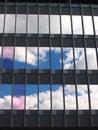 Free Blue Sky Windows Royalty Free Stock Photography - 1296137