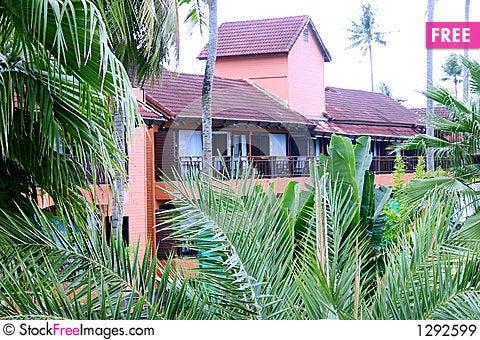 Free Resorts Royalty Free Stock Images - 1292599