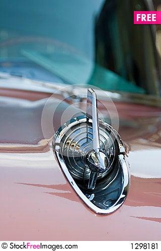 Oldtimer detail Stock Photo