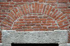 Free Circle, Wall Royalty Free Stock Photos - 1290888