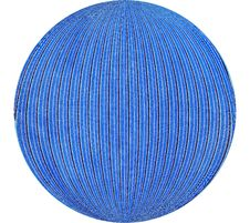 Free Blue Ball Stock Photography - 1291372