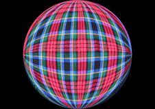 Free Chequered Ball  4 Royalty Free Stock Photos - 1291438