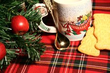 Free X-mas Still Life Royalty Free Stock Photos - 1291488