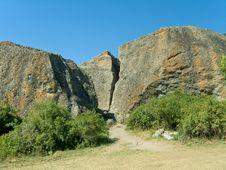Free Big Rocks Stock Image - 1291741