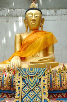 Free Big Buddha Royalty Free Stock Photos - 1291768