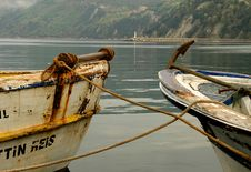Free Boats Stock Image - 1292031