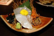 Free Sashimi Royalty Free Stock Photography - 1292237