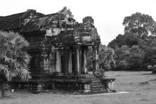 Free Angkor Wat Stock Photo - 1292290