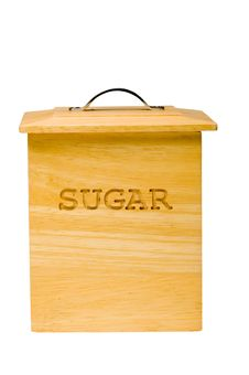Free Sugar Container Royalty Free Stock Photo - 1292405