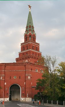 Free Moscow Kremlin 4 Royalty Free Stock Images - 1292609