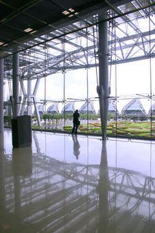 Free Suwannaphum Airport 2 Stock Photo - 1292680