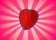 Free Radiant Strawberry Stock Images - 1294254