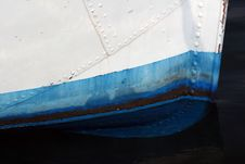 Free Blue Boat Stock Images - 1294504