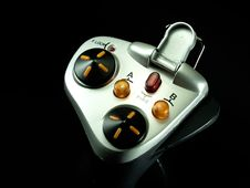 Free Joystick Royalty Free Stock Image - 1295236