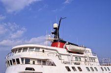Free Boat Radar Stock Photo - 1295240