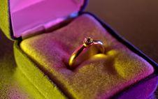 Free Diamond Ring Stock Photos - 1296143