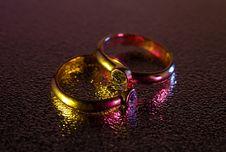 Free Diamond Rings Stock Photos - 1296153