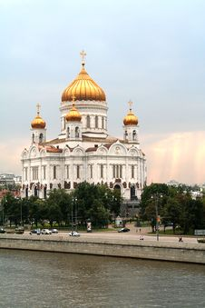 Free The Main Cathedral Of Russia 1 Stock Photos - 1296483