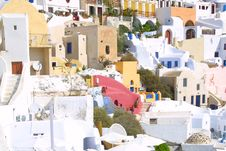 Free Summer Holiday In Greece Stock Image - 1296591